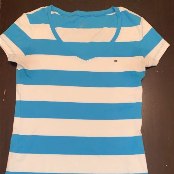 A Tommy Hilfiger shirt